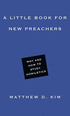 Picture of A Little Book for New Preachers