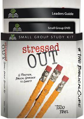 Stressed Out (Small Group Study Kit)