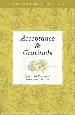 Picture of Acceptance & Gratitude