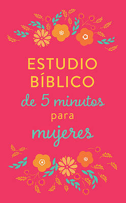 Picture of Estudio Bíblico de 5 Minutos Para Mujeres