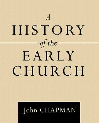 Picture of A History of the Early Church
