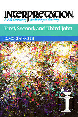 Picture of Interpretation Bible Commentary - First, Second, and Third John