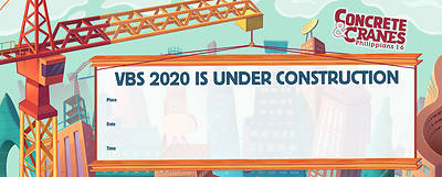 Picture of Vbs 2020 Promotional Banner