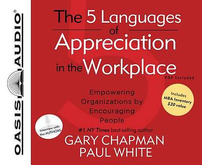 Picture of The 5 Languages of Appreciation in the Workplace