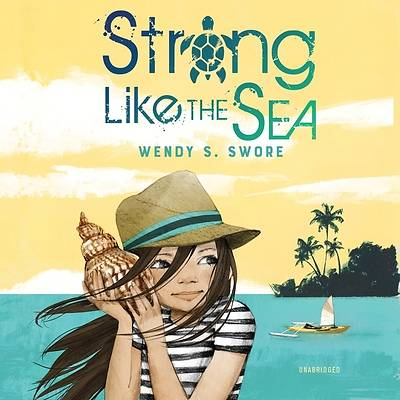 Picture of Strong Like the Sea Lib/E