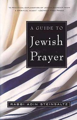 Picture of A Guide to Jewish Prayer