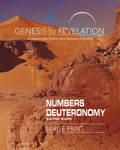 Genesis to Revelation Numbers Deuteronomy Participant