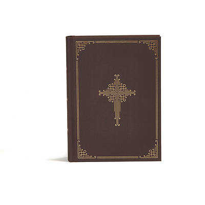 Picture of CSB Ancient Faith Study Bible, Brown Hardcover