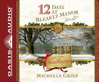 Picture of 12 Days at Bleakly Manor (Library Edition)