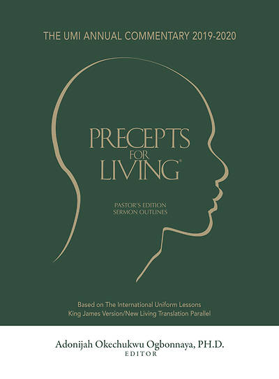 Picture of Precepts for Living Pastor's Edition 2019-2020