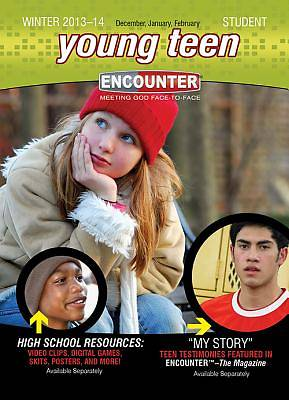 Standard Encounter Young Teen Student Winter 2013-2014