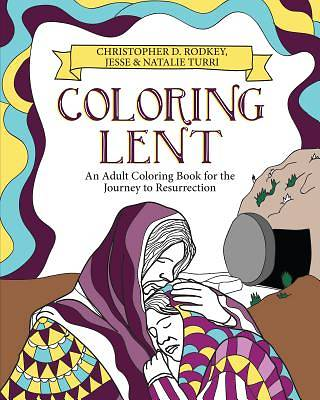Picture of Coloring Lent