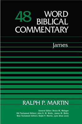 Word Biblical Commentary - James