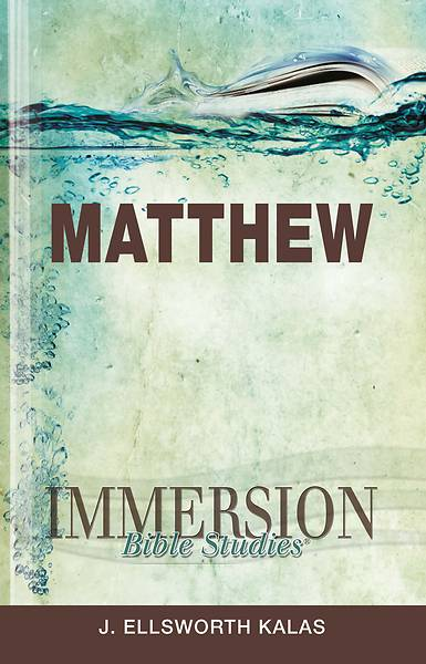 Immersion Bible Studies: Matthew - eBook [ePub]