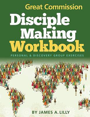Picture of Great Commission Disciple Making Workbook