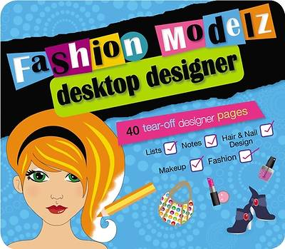 Picture of Fashion Modelz Desktop Designer