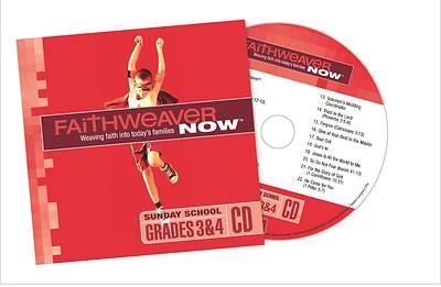 Picture of FaithWeaver Now Grade 3-4 CD Fall 2021