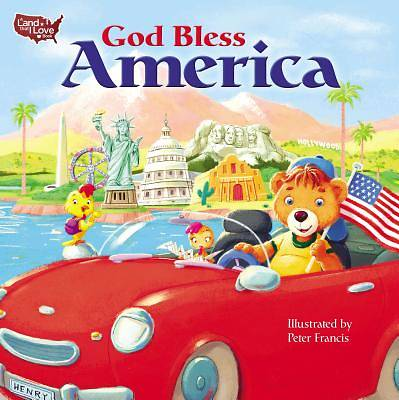 Picture of God Bless America