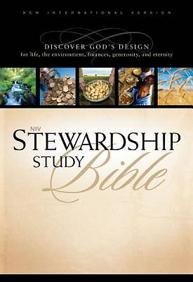 New International Version Stewardship Study Bible