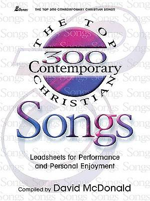 The Top 300 Contemporary Christian Songs