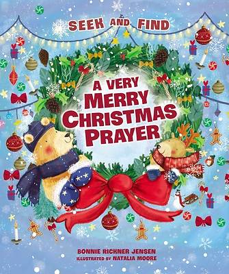 Picture of A Very Merry Christmas Prayer Seek and Find