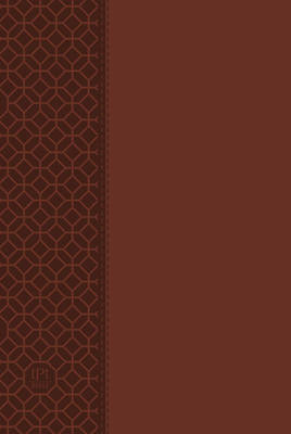 Picture of The Passion Translation New Testament (2020 Edition) Large Print Brown