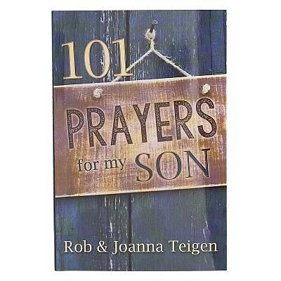 Book SC 101 Prayers for My Son