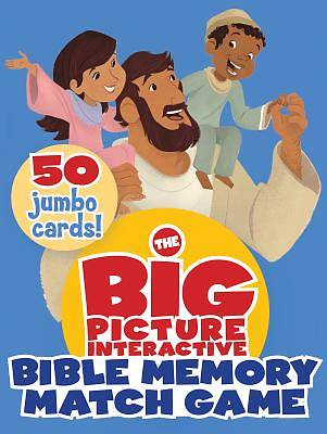 Picture of Bible Memory Match Game