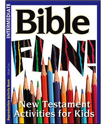 Picture of Bible Fun Package of 6