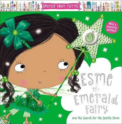 Picture of Sparkle Town Fairies Esme the Emerald Fairy