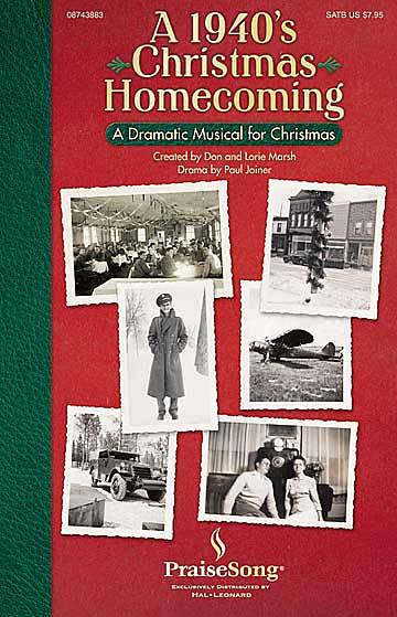 A 1940s Christmas Homecoming Choral Book