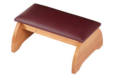 Picture of Personal Kneeler - Pecan Stain