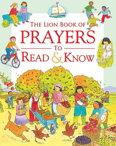 The Lion Book of Prayers to Read and Know
