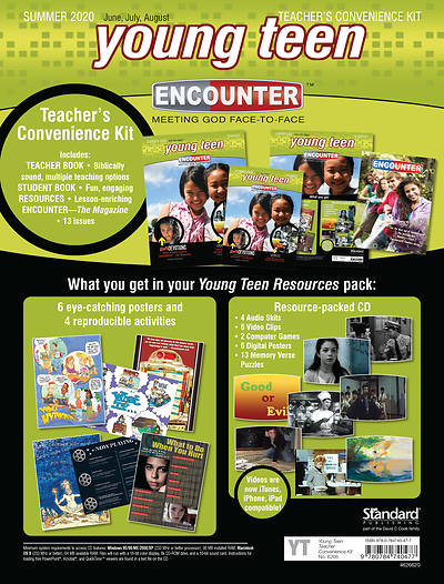 Picture of Encounter Young Teen Teacher Convenience Kit Summer