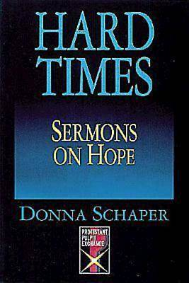 Hard Times Sermons On Hope - eBook [ePub]