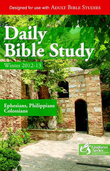 Daily Bible Study Winter 2012-2013