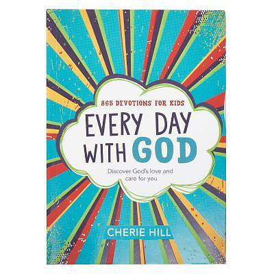 Picture of Every Day with God Devotional Softcover