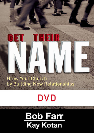 Picture of Get Their Name: DVD