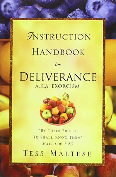 Picture of Instruction Handbook for Deliverance A.K.A. Exorcism