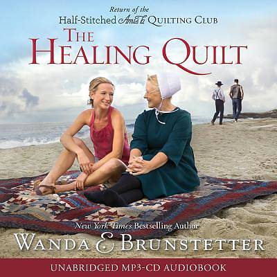 The Healing Quilt Audio (CD)