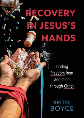 Picture of Recovery in Jesus's Hands