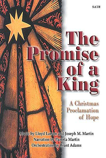 The Promise of a King SATB Choral Book