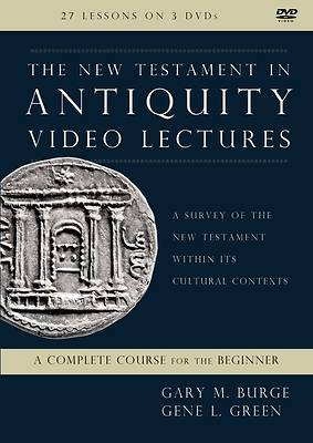 Picture of The New Testament in Antiquity Video Lectures
