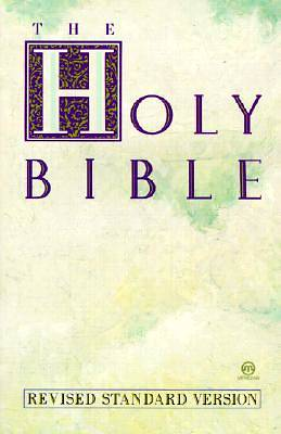 Picture of The Holy Bible Revised Standard Version