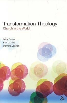 Picture of Transformation Theology