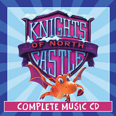 Picture of Vacation Bible School (VBS) 2020 Knights of North Castle Complete Music CD
