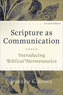 Picture of Scripture as Communication