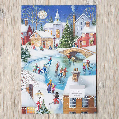 Advent Calendar-Traditional