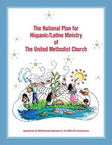 The National Plan for Hispanic/Latino Ministry of The United Methodist Booklet (English)
