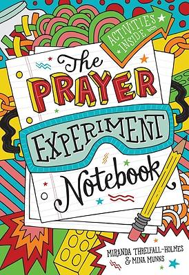 Picture of The Prayer Experiment Notebook
